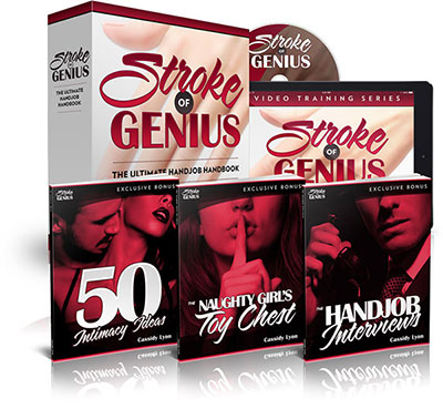 Stroke Of Genius - The Ultimate Handjob Handbook